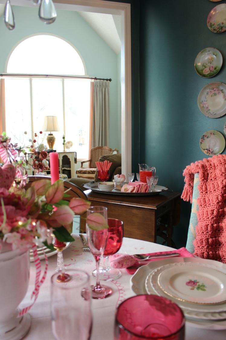 Valentine's Day Teacart